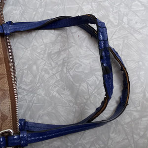 Coach Bags - Coach Peyton Signature Jordan Double Zip CarryAll